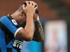 Impuissant depuis la rumeur Barça, Lautaro puni par l'Inter ? GOAL
