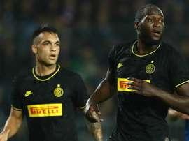 Inter-SPAL, Conte ancora con la coppia Lukaku-Lautaro