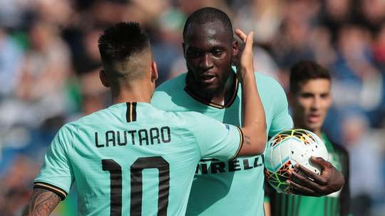 Lautaro svela l'accordo con Lukaku sui calci di rigore. Goal