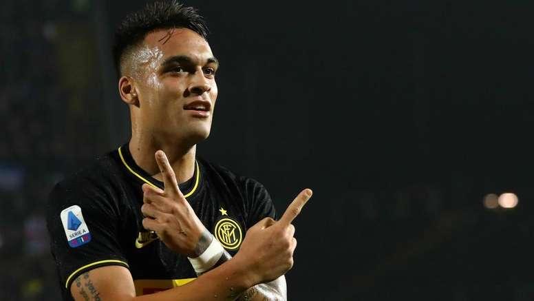 Rumours: Barca eye Lautaro Martinez. Goal