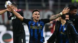 Spalletti heaps praise on Lautaro. Goal