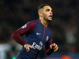 Kurzawa is the first defender in history to score a hat-trick in the CL. GOAL