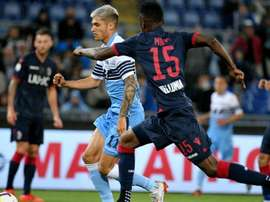 Lazio distratta, Bologna salvo. Goal