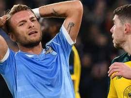 Lazio quasi fuori. Goal