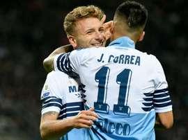 Correa's goal sent AC Milan out of the Coppa Italia. GOAL