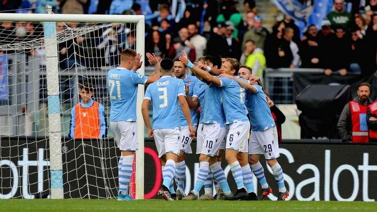 La Lazio supera l'ostacolo Udinese. Goal