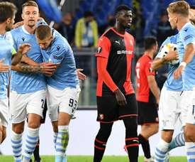 La Lazio condamnée après les incidents contre Rennes. Goal