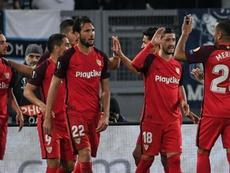 Lazio-Siviglia 0-1: Ben Yedder decisivo all'Olimpico