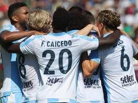 Nuovo acquisto per la Lazio. Goal