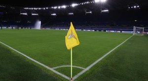 Lazio have been punished for racist behaviour v Rennes. GOAL