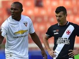 LDU Vasco Wagner Copa Sul-Americana. Goal
