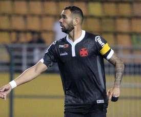 Leandro Castan Vasco 2018. Goal