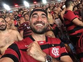 Torcedor tem superstição curiosa na Libertadores. Goal