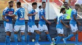 Grande triunfo a Lecce.
