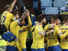 Leeds won it late. GOAL