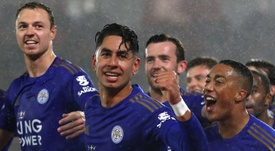 Leicester atomise Southampton et s'impose 0-9. Goal