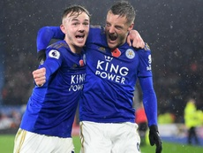 Leicester City under Rodgers the team Arsenal think they should be. GOAL