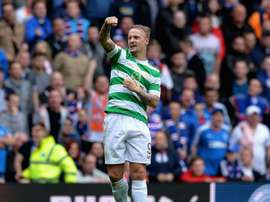 Rogic and Griffiths maintain Old Firm dominance. GOAL