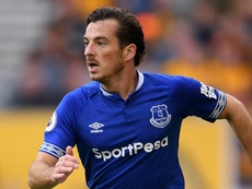 Leighton Baines could stay at Everton. GOAL