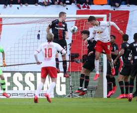 Leipzig drew 1-1. GOAL