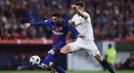 Lenglet will hope that he can silence his critics when the season starts. Goal