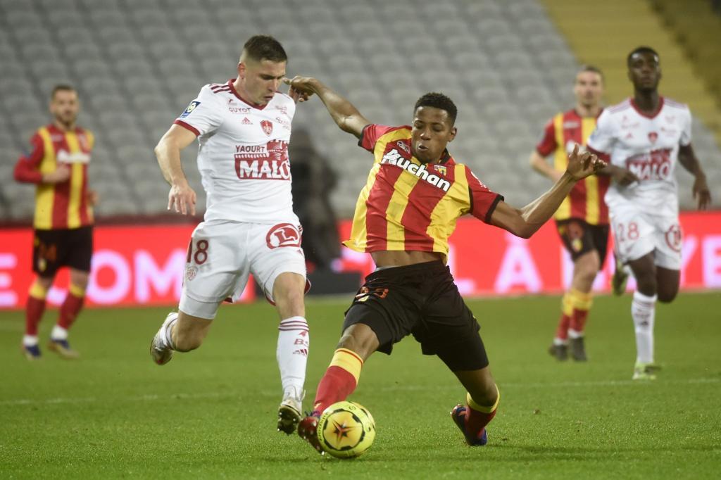 Briançon et Burner (Nîmes) de retour contre Dijon en Ligue 1