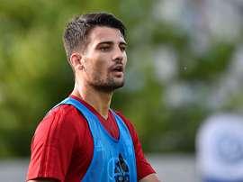 Léo Dubois s'apprête à retrouver son ancien club. Goal