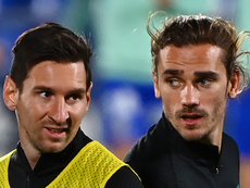 Messi é o obstáculo de Griezmann, pensa Wenger, EFE