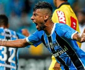 O jogador do Grêmio provocou a sua antiga equipe. Goal