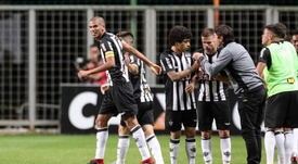 Leo Silva Atletico-MG Atlético-PR Brasileirao Serie A. Goal