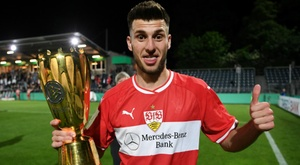 Dajaku has moved to Bayern after being relegated with Stuttgart. GOAL