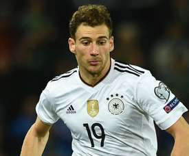 Goretzka's injury is not as bad as first feared. GOAL