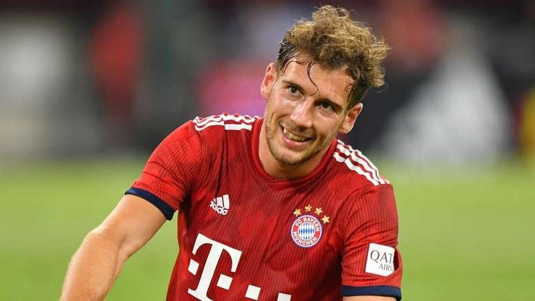 best website 8d4f6 97283 Mission accomplished for Bayern Munich new boy Goretzka ...