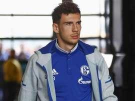 Goretzka rejoindra le Bayern cet été. Goal
