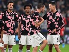 Bonucci offre la cena: assenti Ronaldo e altri tre