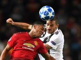 Bonucci impressed Jose Mourinho. GOAL