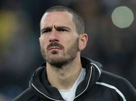 Bonucci questions Juventus' mentality after Lyon defeat. GOAL