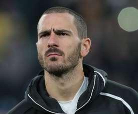 Bonucci questions Juventus' mentality after Lyon defeat. GOAL