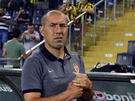 Leonardo Jardim, entraîneur du Monaco. Goal