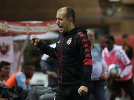 Saison compliquée pour Jardim. goal