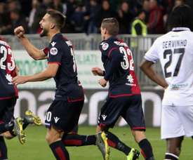 Pavoletti regala i tre punti al Cagliari. Goal