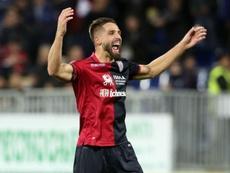 Cagliari, Pavoletti determinato: 'Voglio convincere Mancini a convocarmi agli Europei'