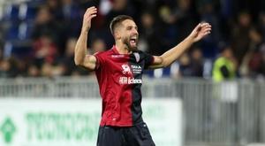 Cagliari, Pavoletti a sorpresa: 'Non mi diverto a giocare a calcio, è un lavoro'