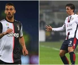 Un échange Spinazzola-Pellegrini entre la Juventus et la Roma. GOal