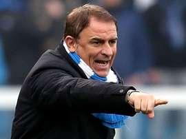 Basement boys SPAL have dismissed Leonardo Semplici. GOAL