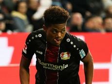 Leon Bailey will not be leaving Bayer Leverkusen in January. GOAL