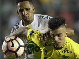 Defensa y Justicia 1x0 Chapecoense: com gol no último minuto, argentinos saem em vantagem