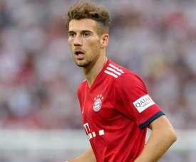 Goretzka earns praise from Kovac after first Bayern goal