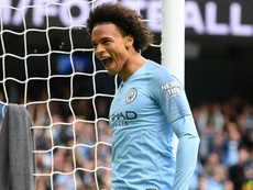 Leroy Sane has thrived under Pep Guardiola. GOAL