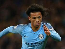 Sane has been linked with a move to Bayern Munich. GOAL